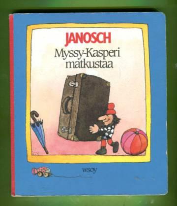 Myssy-Kasperi matkustaa