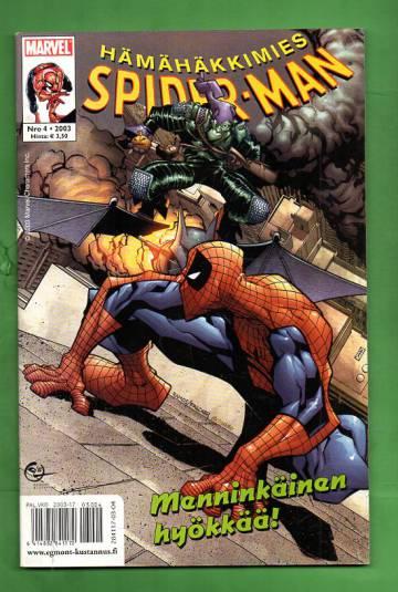 Hämähäkkimies 4/03 (Spider-man)