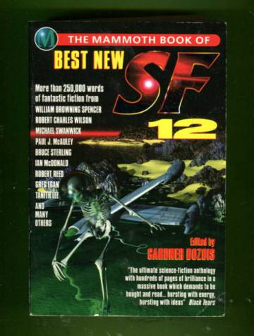 The Mammoth Book of Best New Science Fiction - 12th Annual Collection