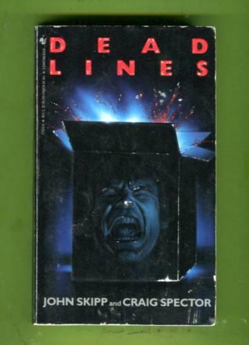 Dead Lines - A Novel of Horror