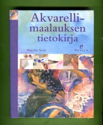 Akvarellimaalauksen tietokirja