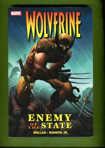 Wolverine: Enemy of the State Ultimate Collection