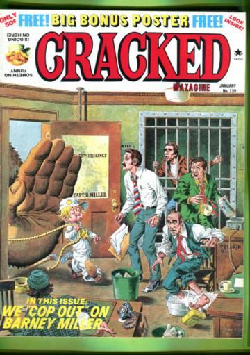 Cracked #139 Jan 77