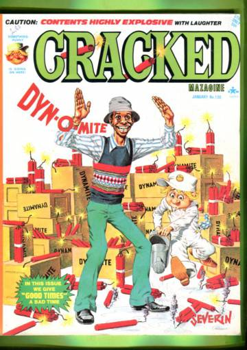Cracked #130 Jan 76