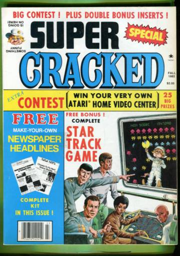 Cracked Annual Fall 1982