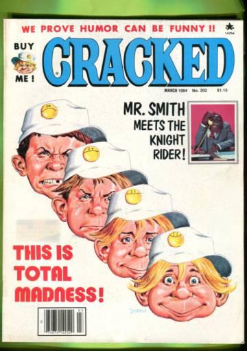 Cracked #202 Mar 84