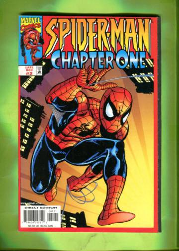 Spider-Man: Chapter One Vol 1 #2 Late Dec 98