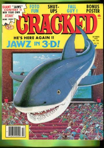 Cracked #198 Oct 83