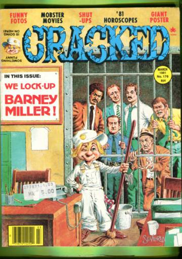 Cracked #176 Mar 81