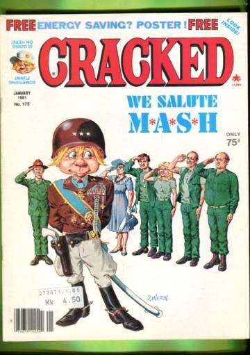 Cracked #175 Jan 81