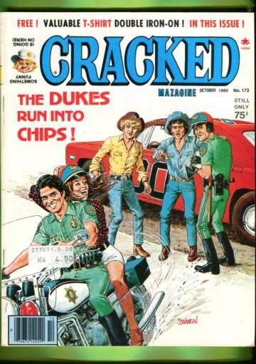 Cracked #172 Oct 80