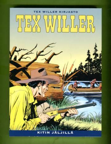 Tex Willer -kirjasto 55 - Kitin jäljillä
