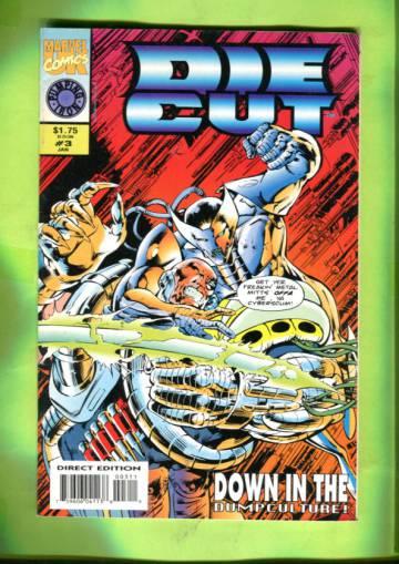 Die-cut #3 Jan 94