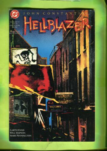 Hellblazer #41 May 91