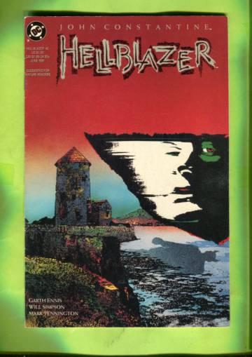 Hellblazer #42 Jun 91