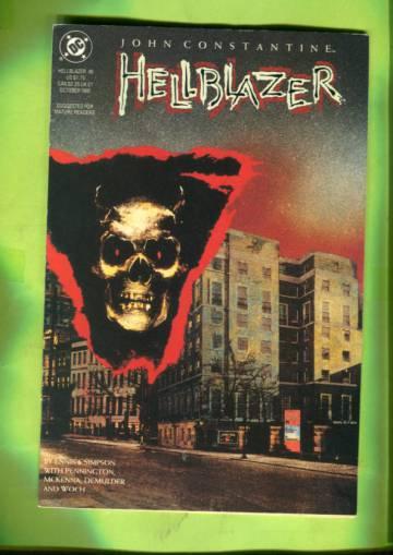 Hellblazer #46 Oct 91