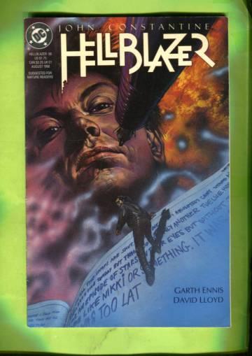 Hellblazer #56 Aug 92