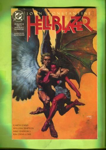 Hellblazer #60 Dec 92