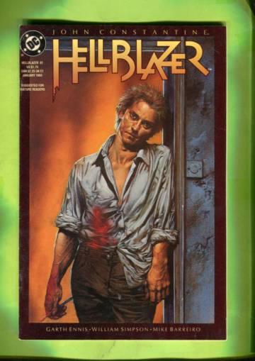 Hellblazer #61 Jan 93