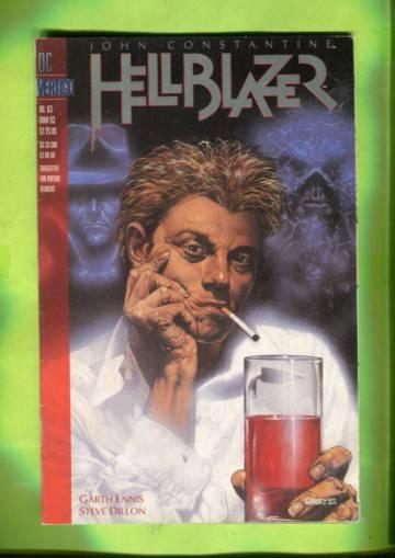 Hellblazer #63 Mar 93