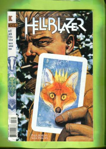 Hellblazer #97 Jan 96