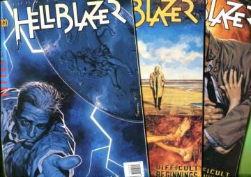 Hellblazer #102-104: Difficult beginnings #1-3 Jun-Aug 96