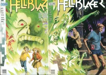 Hellblazer #116-117: Widdershins #1-2 Aug-Sep 97