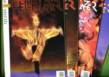 Hellblazer #125-128: How to play with fire #1-4 May-Aug 98