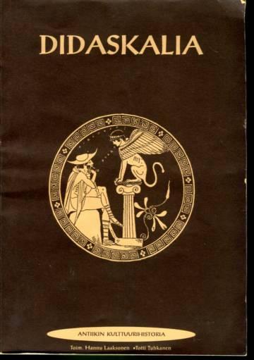 Didaskalia - Antiikin kulttuurihistorian opiskelukirja