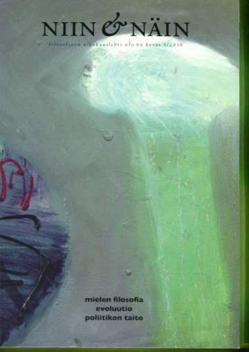 Niin & näin filosofinen aikakauslehti #64 Kevät 1/10