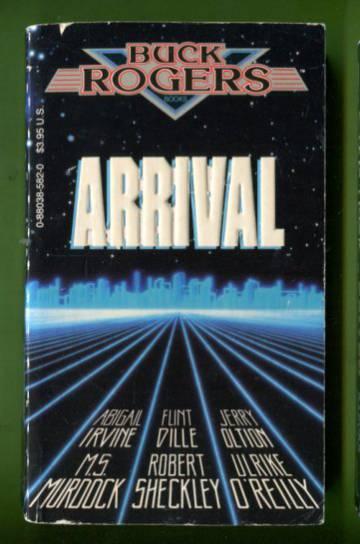Buck Rogers Books - Arrival