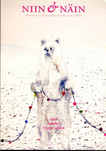 Niin & näin filosofinen aikakauslehti #85 Kesä 2/15