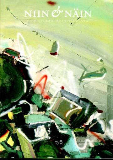 Niin & näin filosofinen aikakauslehti #72 Kevät 1/12