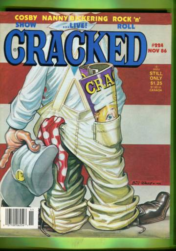 Cracked #224 Nov 86