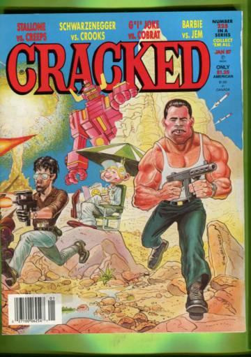 Cracked #225 Jan 87
