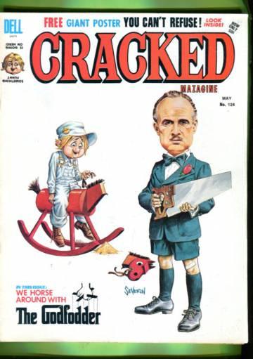 Cracked #124 May 75