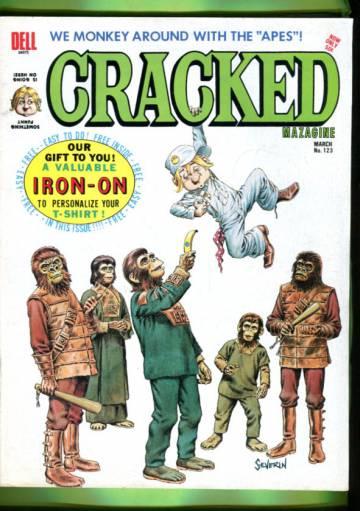 Cracked #123 Mar 75