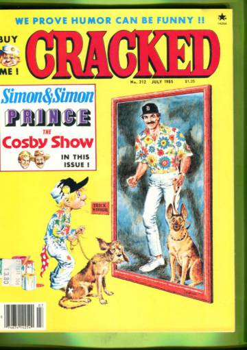 Cracked #212 Jul 85
