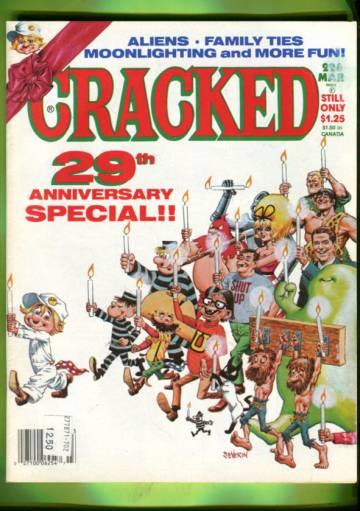 Cracked #226 Mar 86