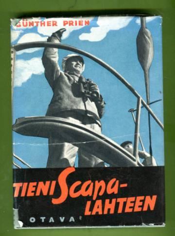 Tieni Scapalahteen - Merimiehestä sukellusveneen päälliköksi