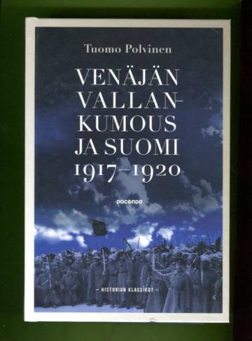 Venäjän vallankumous ja Suomi 1917-1920