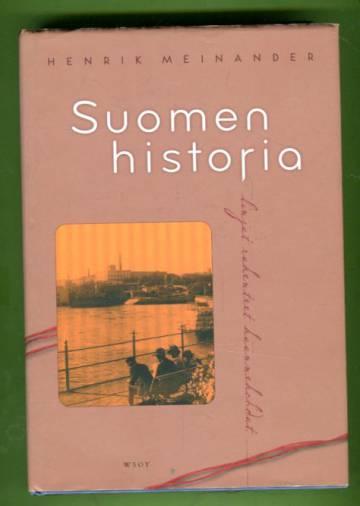 Suomen historia - Linjat, rakenteet, käännekohdat