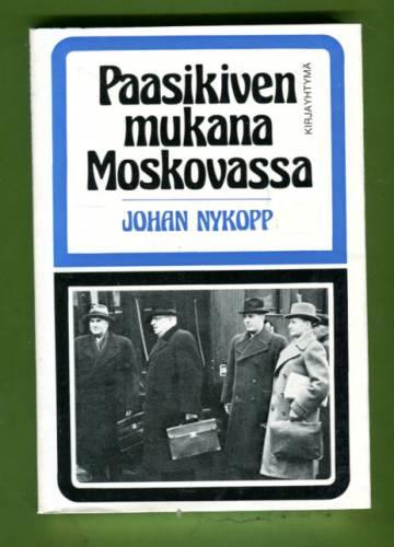 Paasikiven mukana Moskovassa