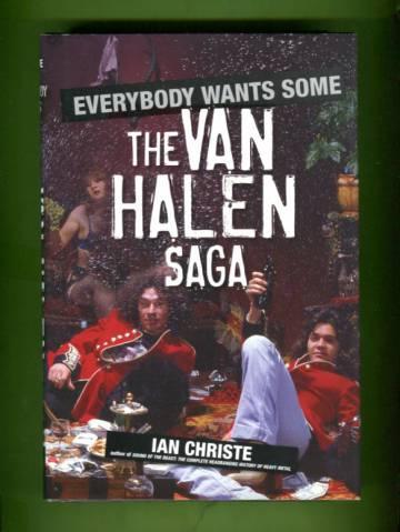 Everybody Wants Some - The Van Halen Saga