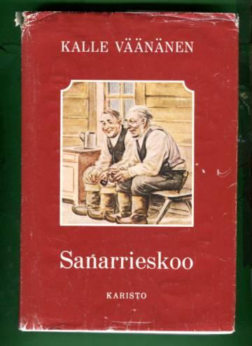 Sanarrieskoo - Kootut murrerunot