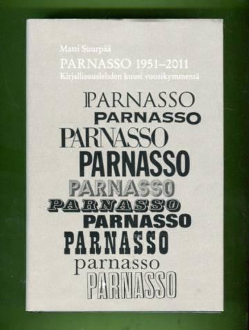 Parnasso 1951-2011 - Kirjallisuuslehden kuusi vuosikymmentä