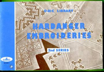 Hardanger Embroideries 2nd series