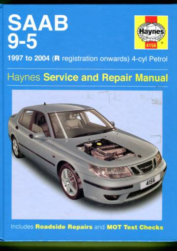Saab 9-5 - Service and Repair Manual