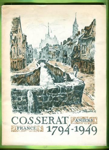 Cosserat 1794-1949