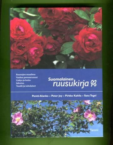 Suomalainen ruusukirja